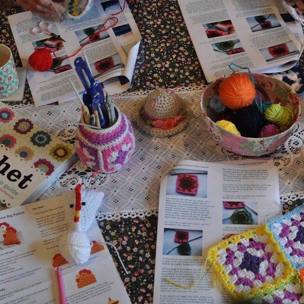 Intermediate Crochet 2