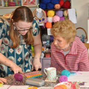 Improvers Crochet Class_Brentwood Essex