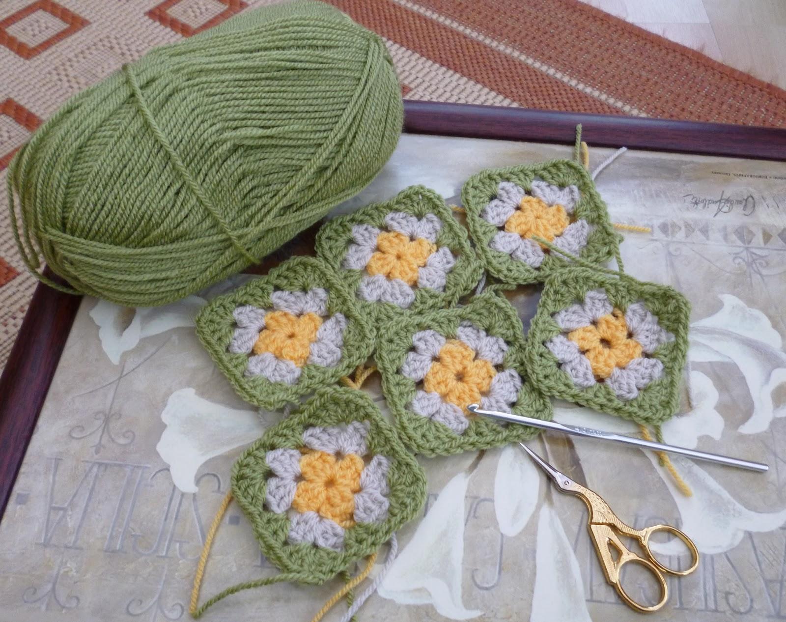 crochet granny squares 3